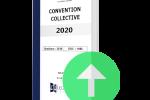 IDCC 573 : Négociation de branche, droit syndical, IRP