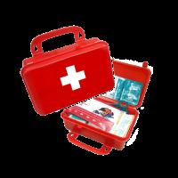 Trousse de secours pour entreprises de taille moyenne (bureaux, ateliers, chantiers...)