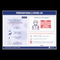 Affichage Prévention | COVID-19