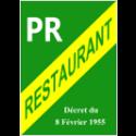 Panneau d'affichage Petite Licence Restaurant