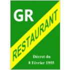 Illustration de Panneau d'Affichage Grande Licence Restaurant
